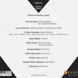 Matthew McAllister - Merula Second Edition back
